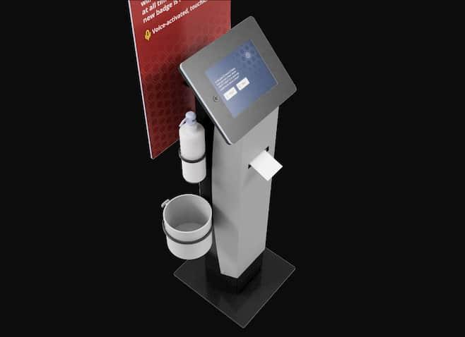 temperature kiosk check kioskgroup