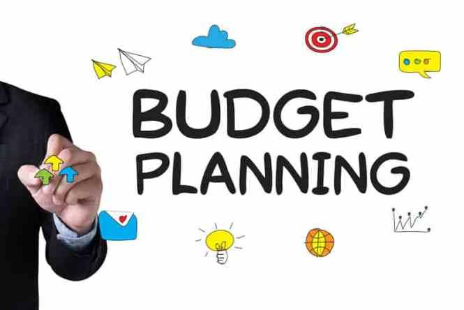 kiosk budget planning
