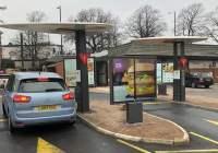 McDonalds Kiosks - Wall Mount and Drive Thru