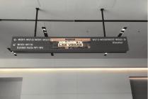 LVCC Overhead signs WF05