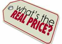 What is the real price of a kiosk