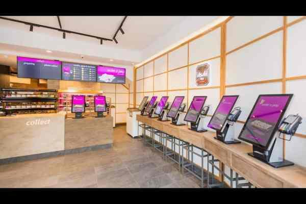 cashierless restaurant of future