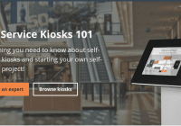 Self-Service Kiosks 101