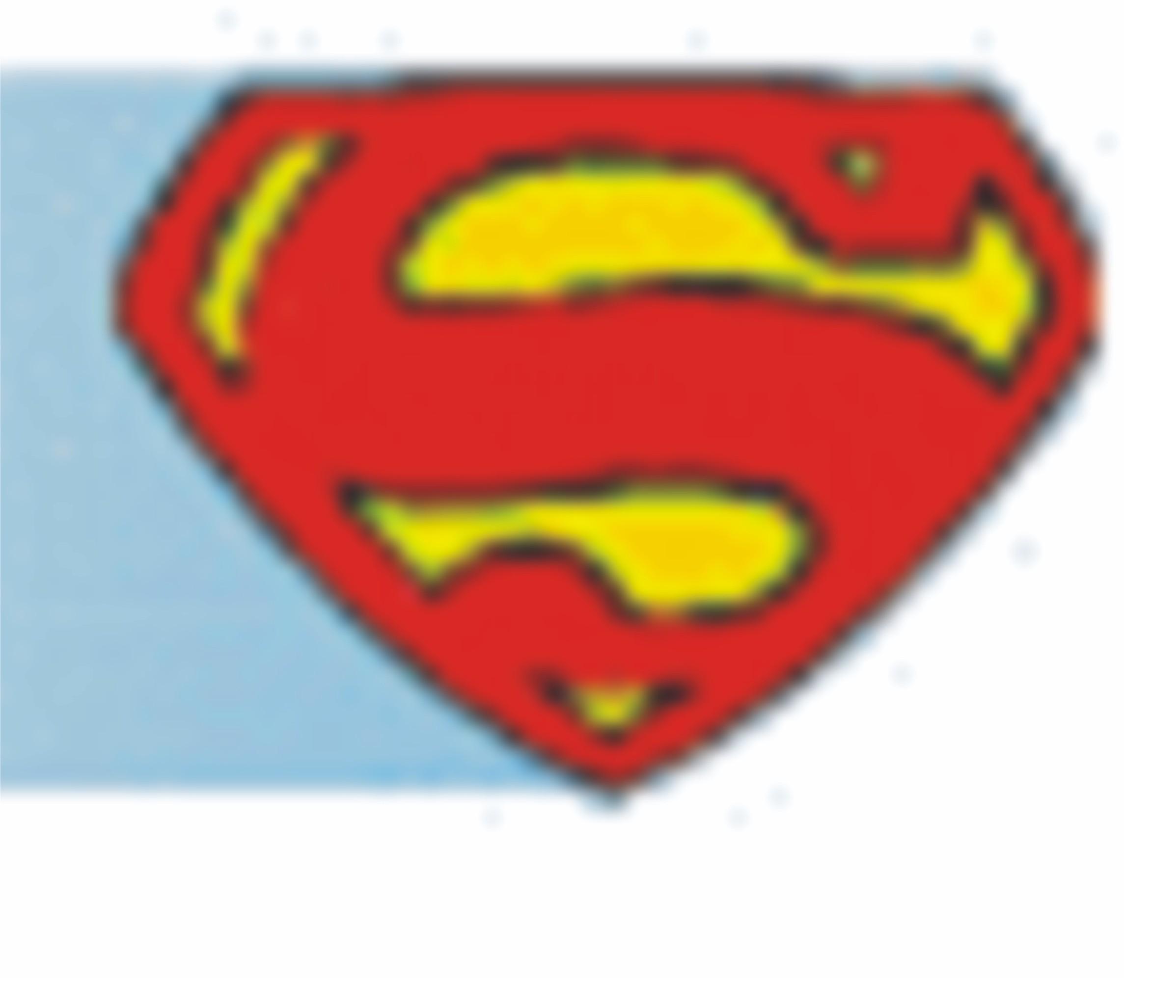 arti logo superman kioslambang