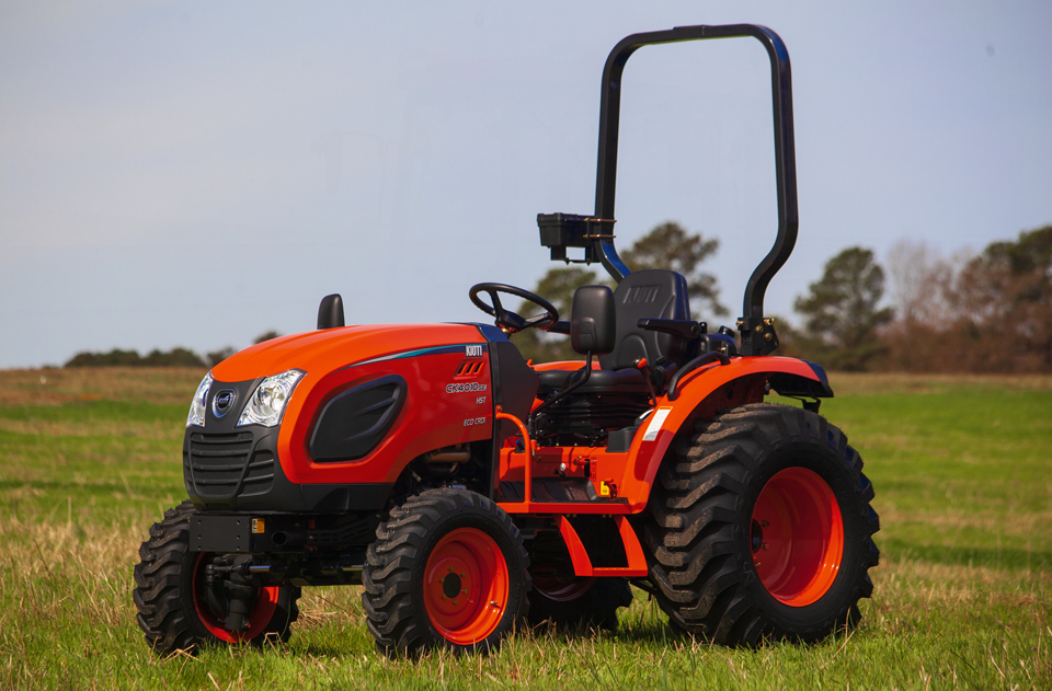 For over a century, tractors have shaped countrysides all across the world, and the innovations haven't slowed down. Kioti