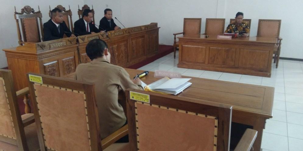 Independent, SH.MH and Partner tidak memberikan bukti tambahan kepada Majelis Komisioner