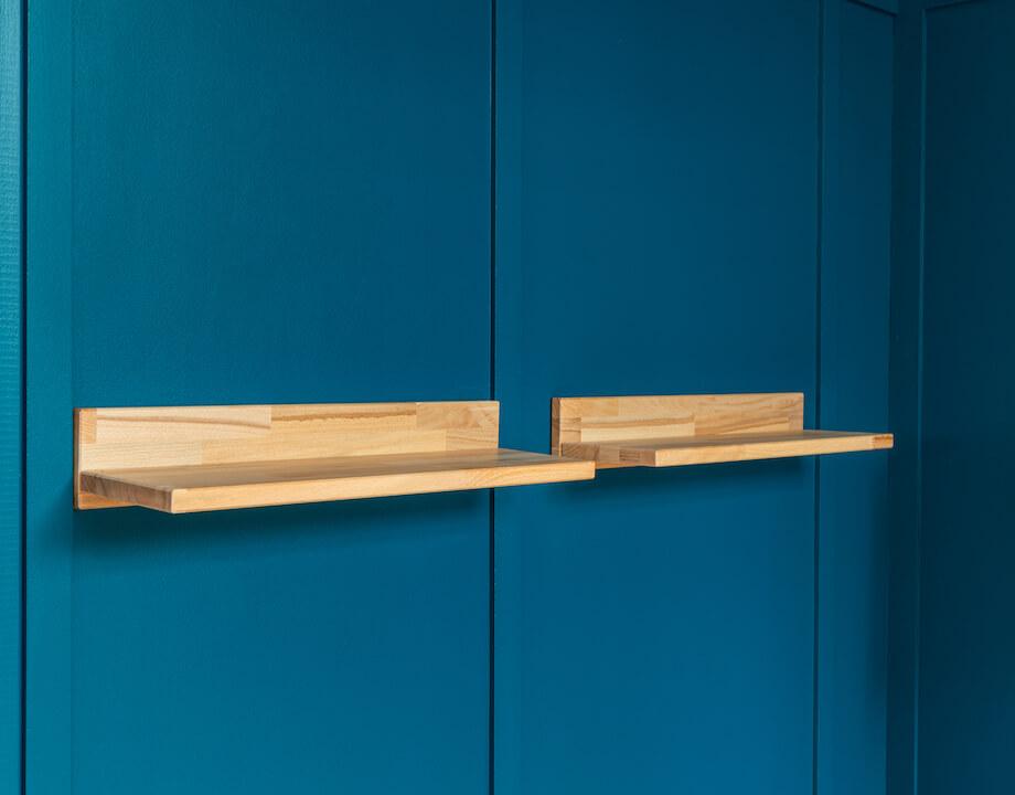 etagere murale bois mobilier sain et responsable kipli