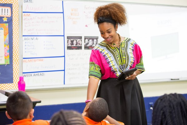 Five Ways Prepare Student Middle School - Kipp