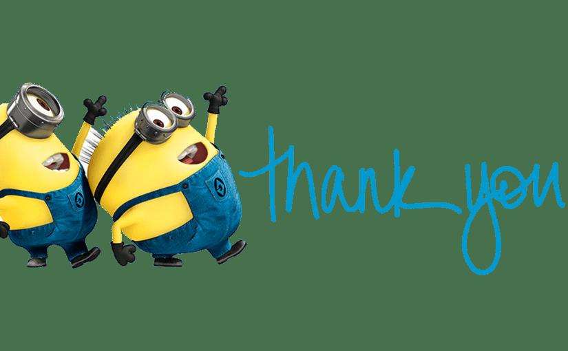 ugblogweek my thankyou day