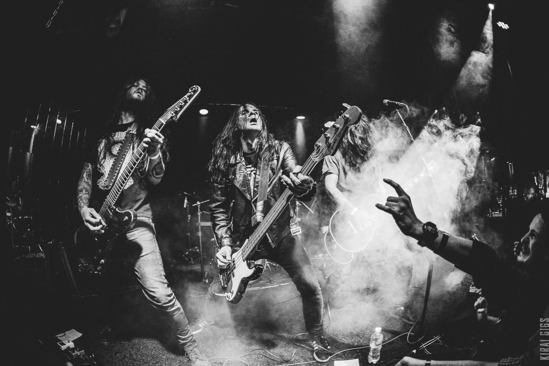 Martyrdöd – Live at Volume, Kyiv [06.04.2019]