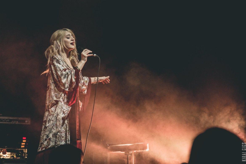 Vivienne Mort – Live at Bel'etage, Kyiv [21.03.2018] (5 multicam videos)