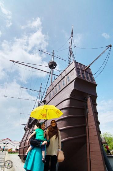 payung kuning
