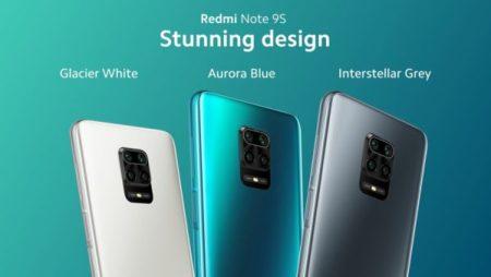 Redmi note9s