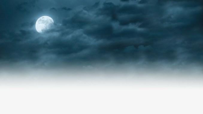 Månen skjuler Uranus