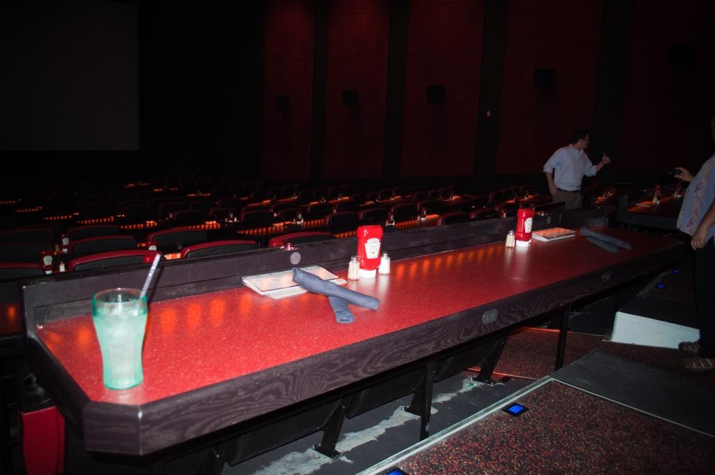 Amc Dine In Theatres Kiran Tarun R E C I P E B X