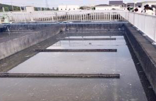 足利市水処理センター 視察