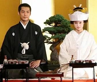 桜子の結婚式