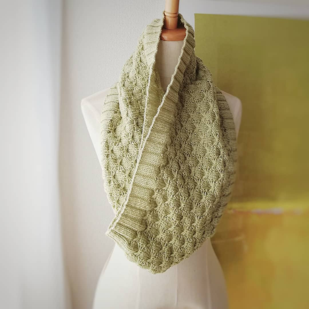 Butterfly Cowl desig...