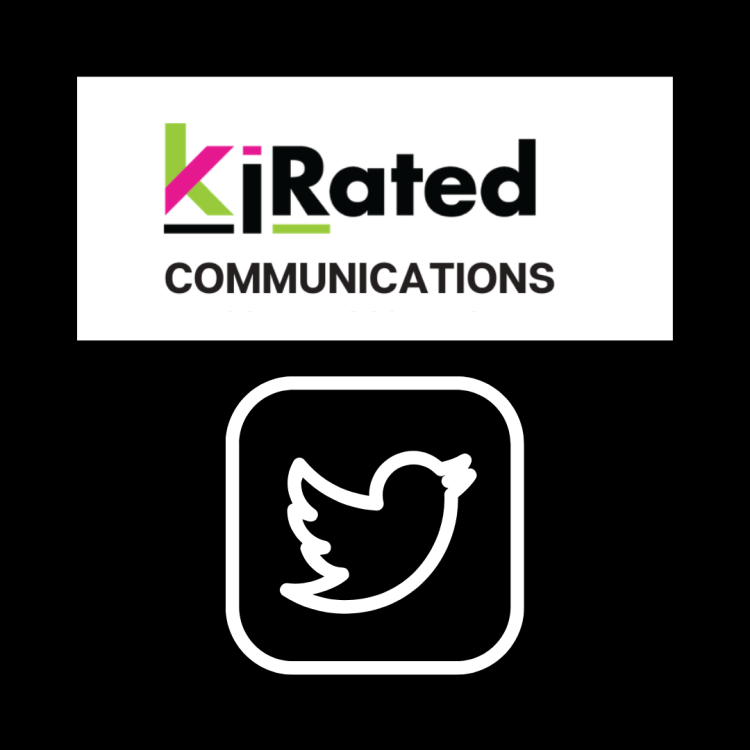 Stay up to date & follow Kirated Communications Social Media Feeds on twitter
