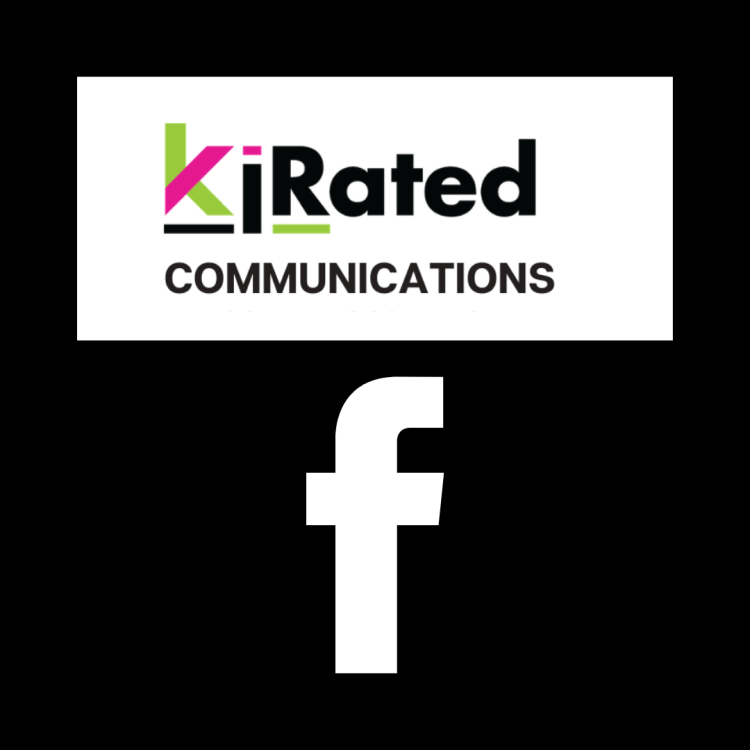 Stay up to date & follow Kirated Communications on facebook
