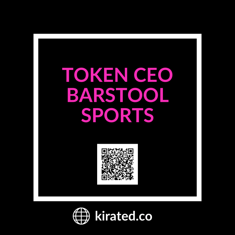 PODCAST: Token-CEO BARSTOOL SPORTS with Erika Nardini TOP PODCASTS