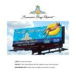 Summer Bay Resort Billboard