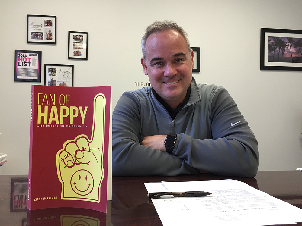 Kirby Hasseman Fan of Happy Book