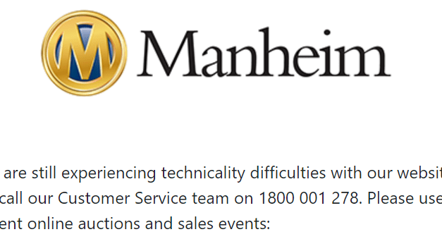 Incident: Car auction house Manheim suffers significant malware attack