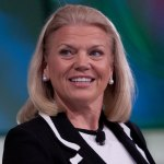 "Quote: Ginni Rometty ""Cyber crime is the greatest threat to every company in the world"""