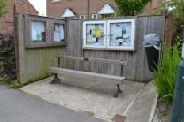 Village notice boards