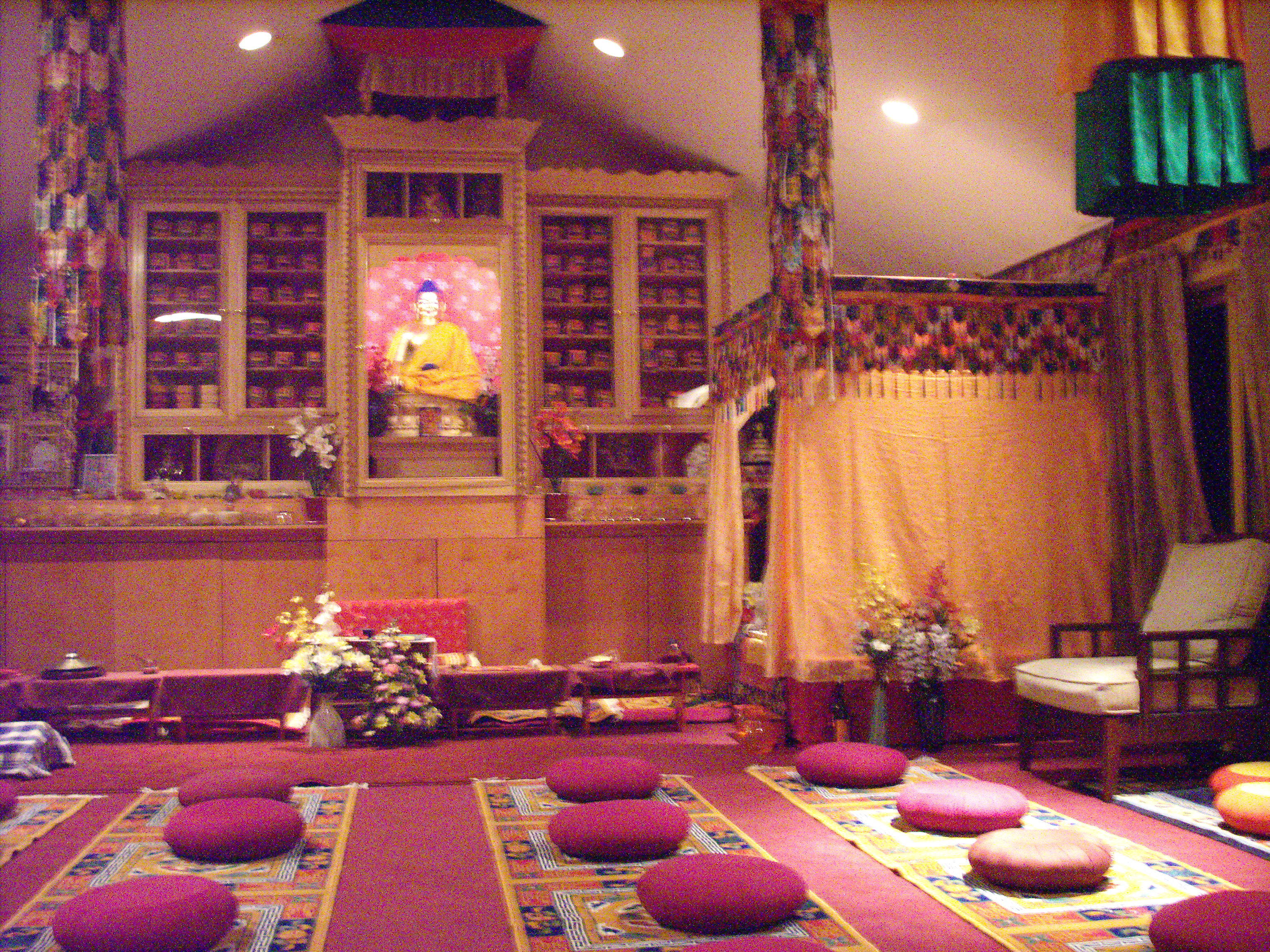 TMC Shrine Room