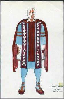 1969 - Julius Caesar Civilian photocopy