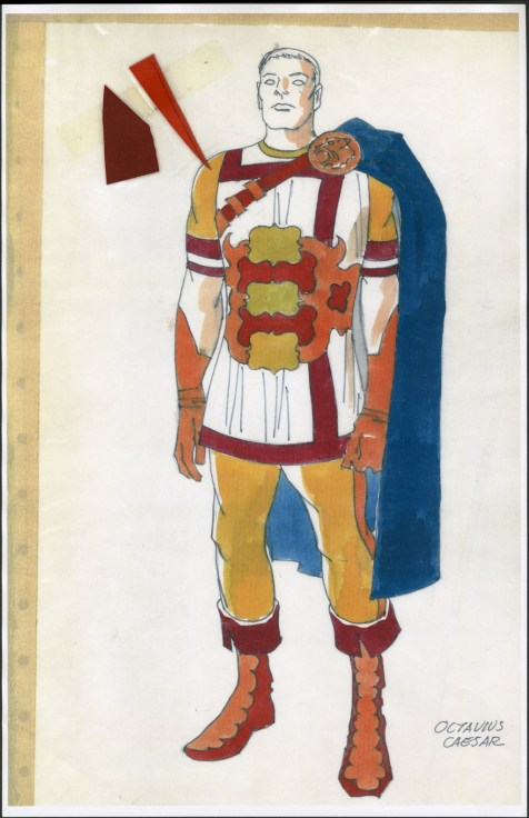 1969 - Octavius Caesar photocopy
