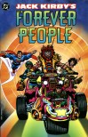1999 - Jack Kirby's Forever People - trade paperback cover