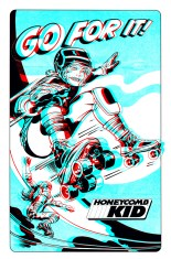 1983 - Go For It 3-D poster