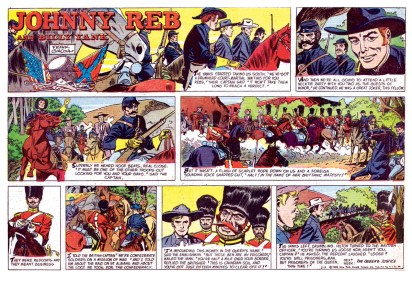 1958 February 02 Johnny Reb