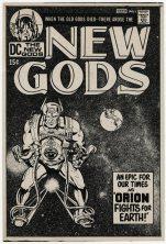 1970 - The New Gods alternate cover stat