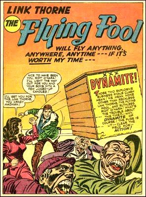 9 - Flyin Fool Dynamite