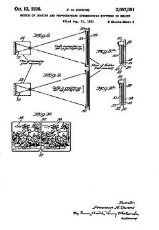 12 3-D patent