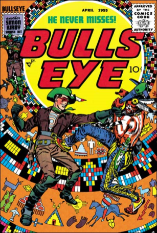 13 Bullseye cover 2
