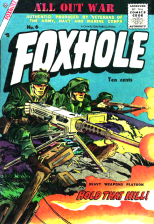 13 Foxhole 6 cover
