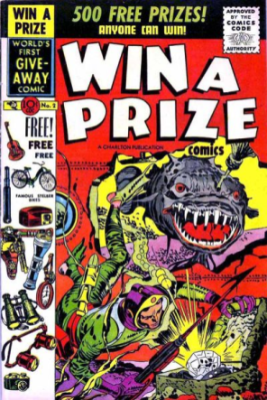 13 WIn A Prize