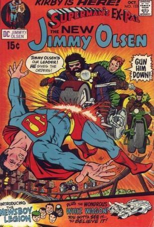 21 - Jimmy Olsen 133 cover