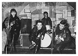 18 - Beatles in Cavern Club