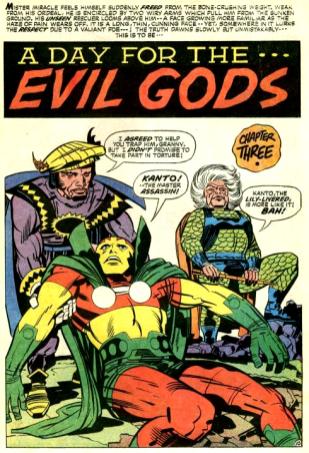 21 - Evil Gods