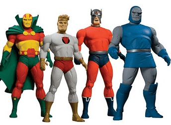 21 - Fourth World toys