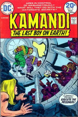 21 - Kamandi cover