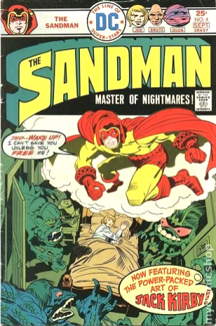 21 - Sandman 4 cover