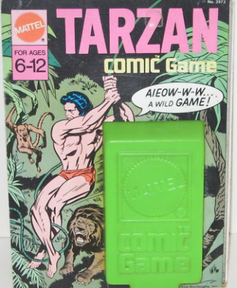 21 - Tarzan card game
