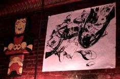 2011 - Kirby Enthusiasm Maxwells, Hoboken, NJ above the bar west